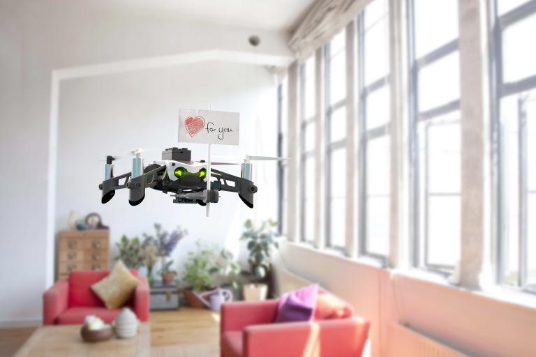 mambo drone casanova