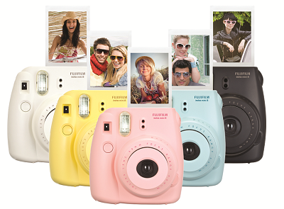 Instax Mini 8 Instant   Camera