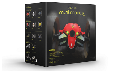 Parrot Jumping Minidrone 