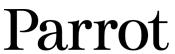Parrot logo.