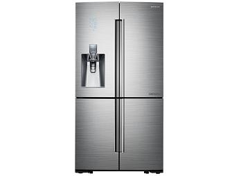 Samsung SRF751CCSS refrigerator.