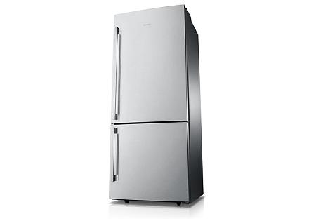 Cheap Samsung 458L Bottom Mount Refrigerator - Steel
