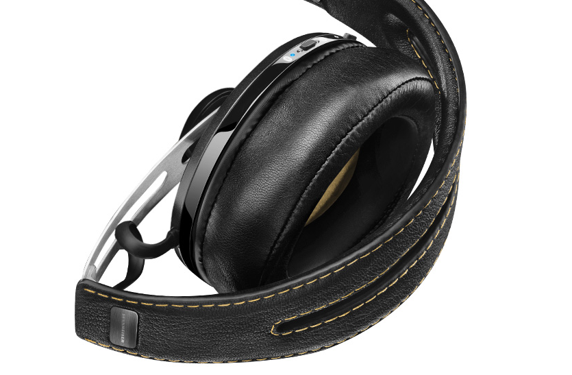 Momentum Wireless Headphones folded 