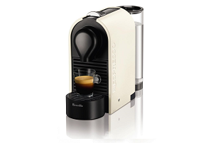 The Nespresso U Solo Coffee Machine