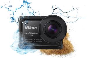Nikon hero image
