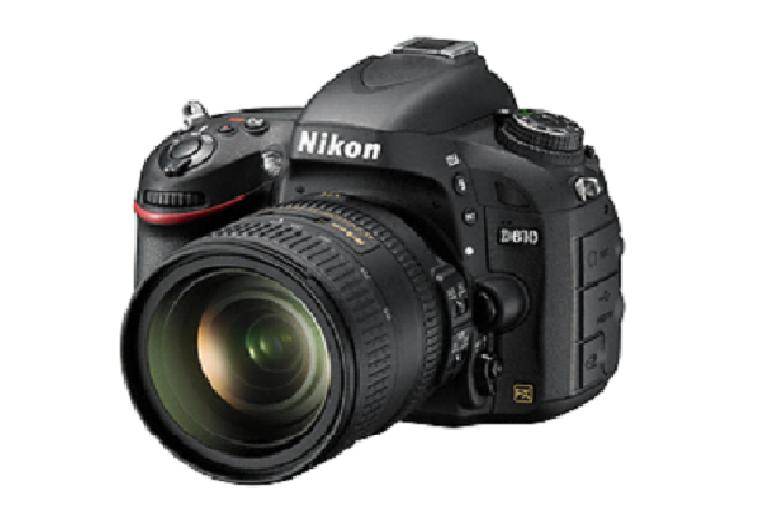 The Nikon D610