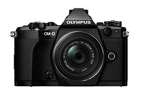 The Olympus OM-D E-M5 MKII Camera