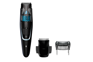 philips series 7000 vacuum beard trimmer hair clippers trimmers mens shaving grooming. Black Bedroom Furniture Sets. Home Design Ideas