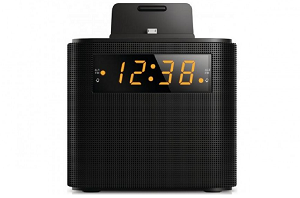 The AJ3200 Dual Alarm FM Radio and Charging Dock