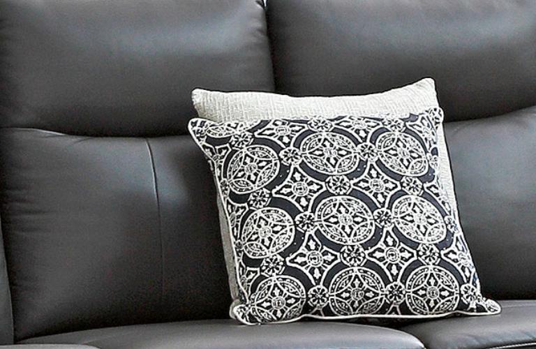 portsea leather lounge