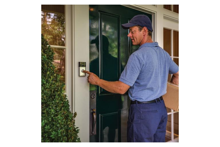 doorbell in action