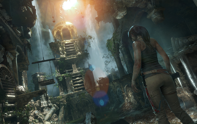 Rise of the Tomb Raider Dungeons