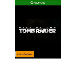 Rise of the Tomb Raider Game