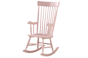 ruby rocker chair