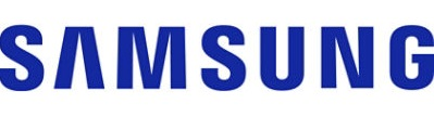 The Samsung logo