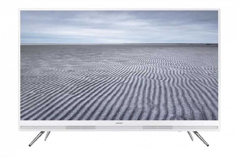 The Samsung Pure & White 43