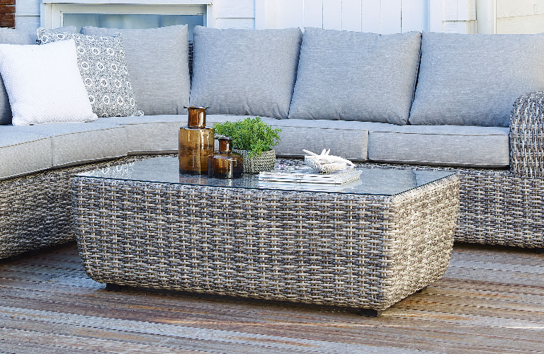 Seaford outdoor modular lounge suite