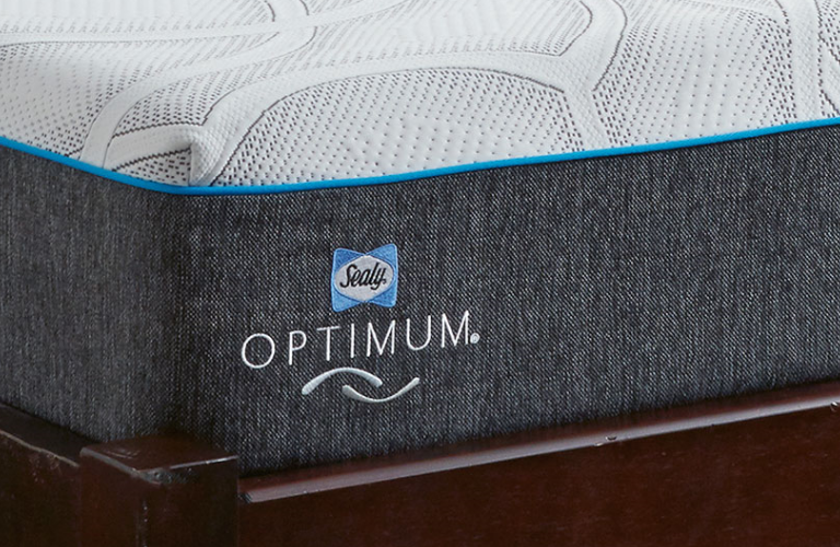 sealy optimum countour plush mattress