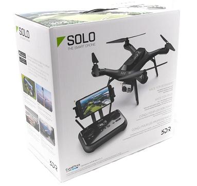 3DR Solo Aerial Smart Drone
