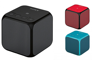 The Sony SX11 Bluetooth Speaker