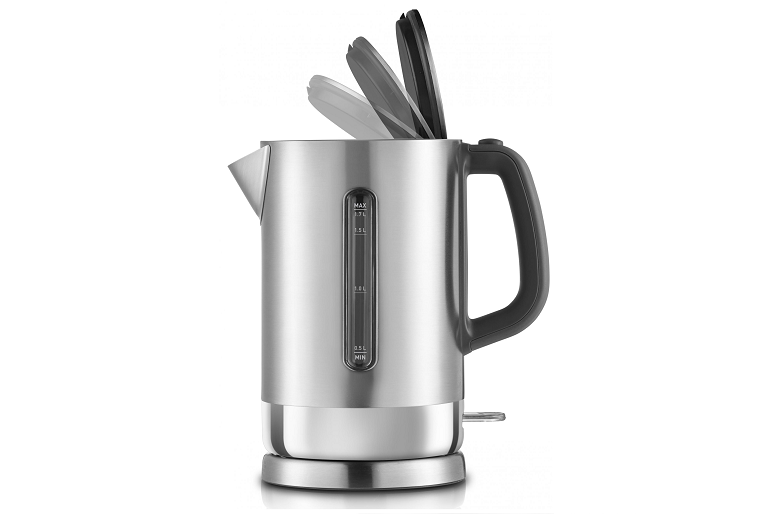 The Sunbeam 1.7L Kettle's easy release lid