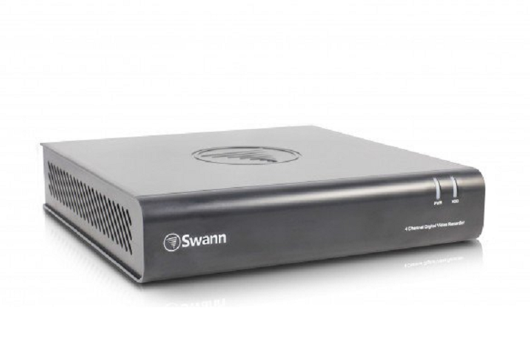 The Swann DVR4 Professional HD Security System hard drive