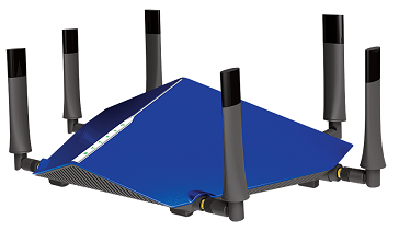 D-Link Taipan AC3200 Tri-