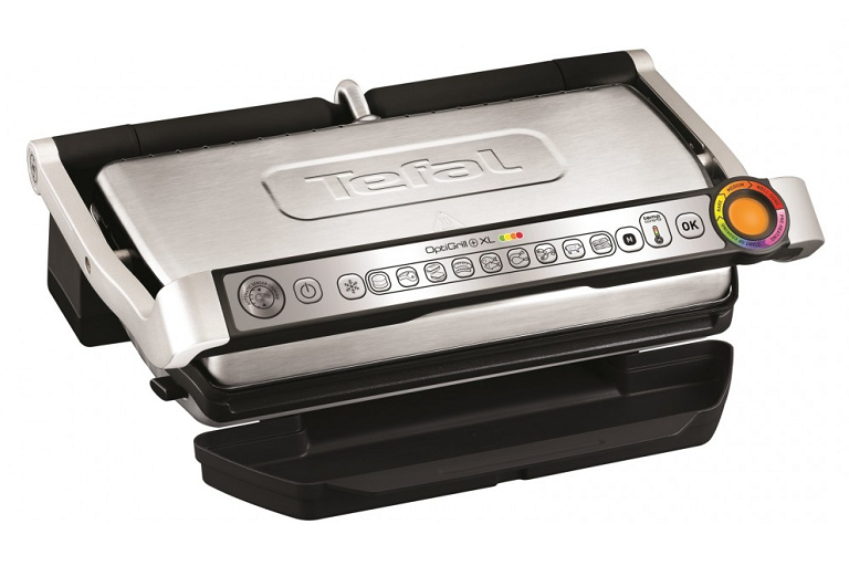 tefal optigrill xl with 9 programs grill grills. Black Bedroom Furniture Sets. Home Design Ideas