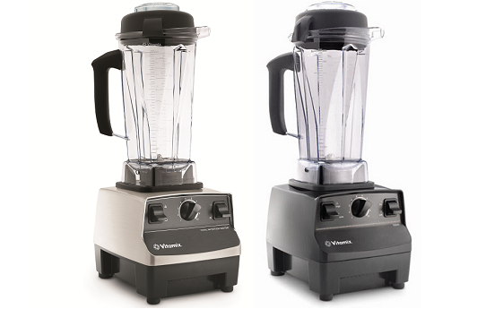 Side-angled view of the Total 
