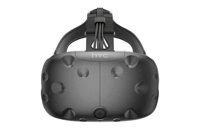 5f9fbe1986a HTC Vive VR Kit - Version 2 - Coal Black - Harvey Norman