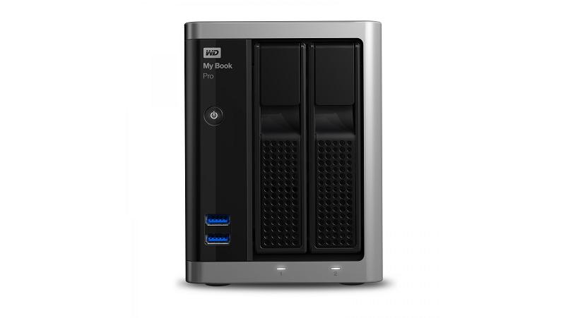 The My Book Pro desktop hard drive