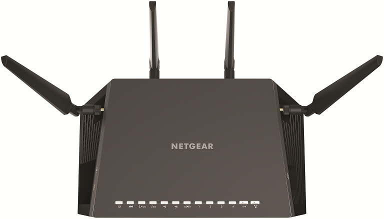 Netgear X4S Speed