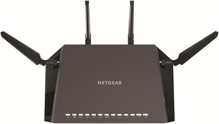 Netgear X4S Speed