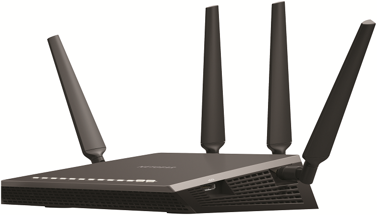 Netgear X4S Security