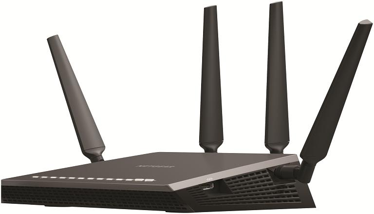 Netgear X4S Security