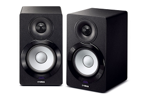 The Yamaha MusicCast wireless speakers